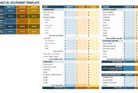 Free Financial Planning Templates | Smartsheet in Excel Financial Report Templates