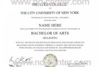 Free Free Printable College Degrees Ajancicerosco College throughout University Graduation Certificate Template