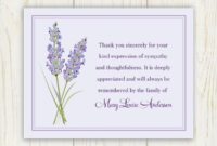 Free Funeral Thank You Cards Templates – Air Media Design inside Sympathy Thank You Card Template