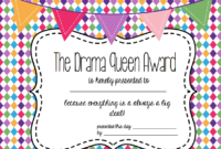 Free Funny Awards! | Fun Awards, Certificate Templates, Gift for Fun Certificate Templates