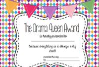Free Funny Awards! | Fun Awards, Certificate Templates, Gift for Fun Certificate Templates