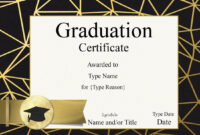 Free Gift Certificate Template Add Logo | Examples Of Thank inside Graduation Gift Certificate Template Free