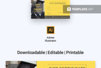 Free Graduation Gift Certificate | Gift Certificate Template regarding Graduation Gift Certificate Template Free