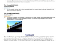 Free Home Inspection Report Form Pdf And Home Inspection regarding Home Inspection Report Template Pdf