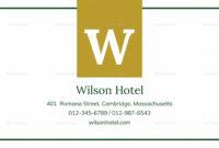 Free Hotel Gift Certificate Design Template In Psd Word with Publisher Gift Certificate Template