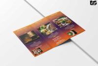 Free Hotel Tri-Fold Brochure Template | Brochure Template with regard to Free Tri Fold Brochure Templates Microsoft Word