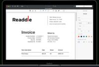 Free Invoice Templates | Download Invoice Templates In Pdf throughout Free Invoice Template Word Mac