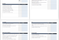 Free Itil Templates   Smartsheet in Reliability Report Template