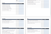 Free Itil Templates | Smartsheet with Incident Report Template Itil