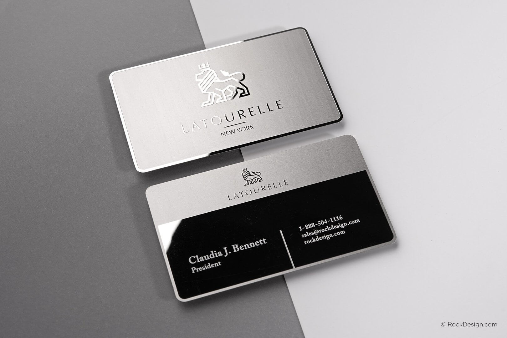Free Lawyer Business Card Template | Rockdesign Within Lawyer Business Cards Templates