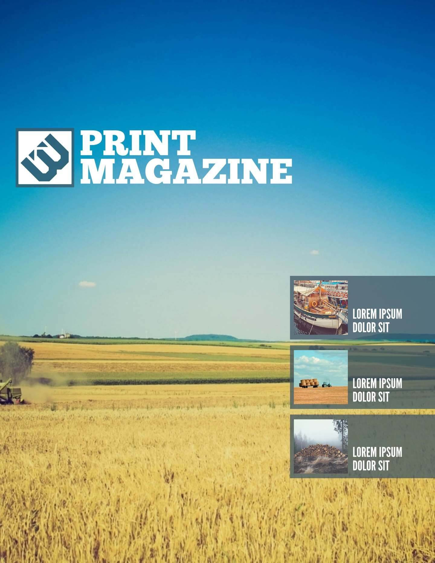 Free Magazine Templates + Magazine Cover Designs Throughout Magazine Ad Template Word