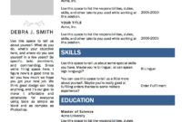 Free Microsoft Word Resume Template — Superpixel with Free Basic Resume Templates Microsoft Word