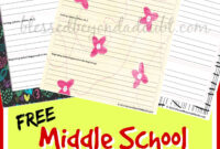 Free Middle School Printable Book Report Form! | Middle regarding Book Report Template Middle School