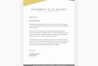 Free Online Letterhead Maker With Stunning Designs – Canva inside Headed Letter Template Word