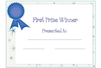 Free Participation Award Certificate Templates | Awards for Award Certificate Templates Word 2007