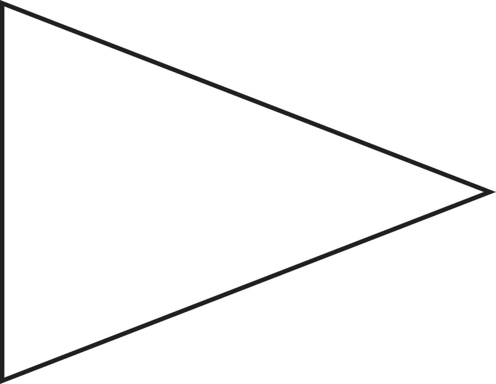 Free Pennant Banner Template, Download Free Clip Art, Free With Free Printable Pennant Banner Template