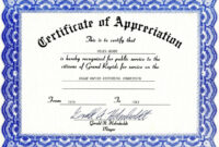 Free Perfect Attendance Certificate Template Word Perfect Regarding Perfect Attendance Certificate Template
