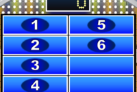 Free Powerpoint Games: Jeopardy, Family Feud, Wheel Of pertaining to Family Feud Game Template Powerpoint Free