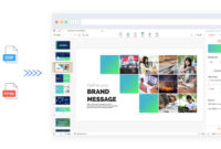 Free Powerpoint Maker | Import & Edit Ppt Online – Zoho Show inside How To Edit Powerpoint Template