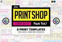 Free Print Shop Templates For Local Printing Services within Free Templates For Cards Print