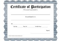 Free Printable Award Certificate Template – Bing Images for Free Printable Blank Award Certificate Templates