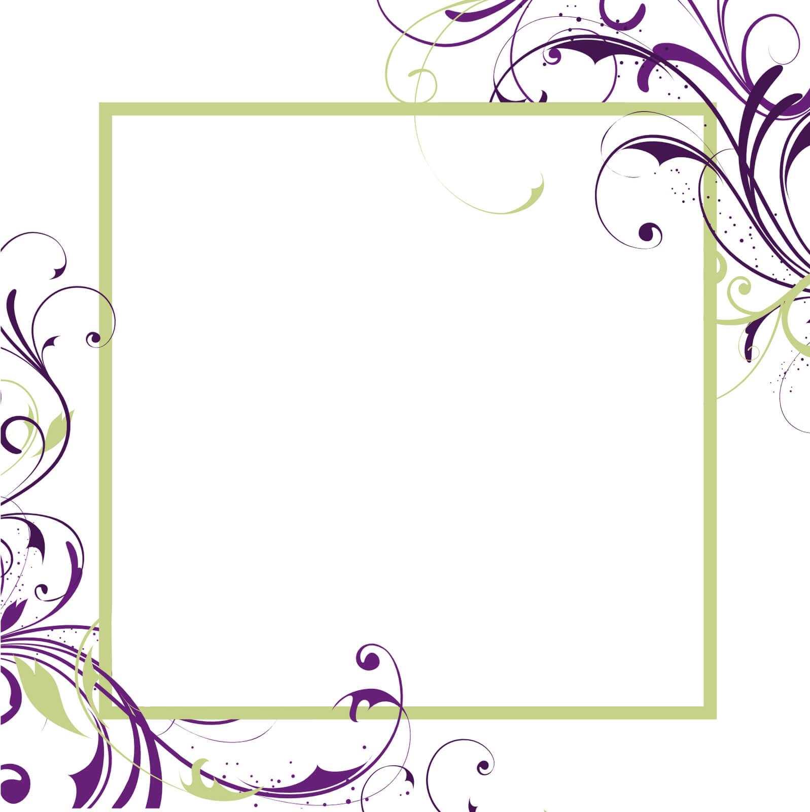Free Printable Blank Invitations Templates | Blank Wedding With Blank Templates For Invitations