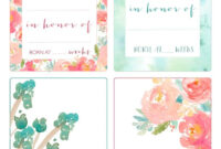 Free Printable Bookplates | Printable Labels, Free with regard to Bookplate Templates For Word