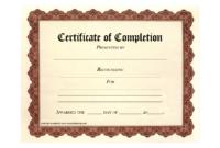 Free Printable Certificates | Certificate Templates with Free Completion Certificate Templates For Word
