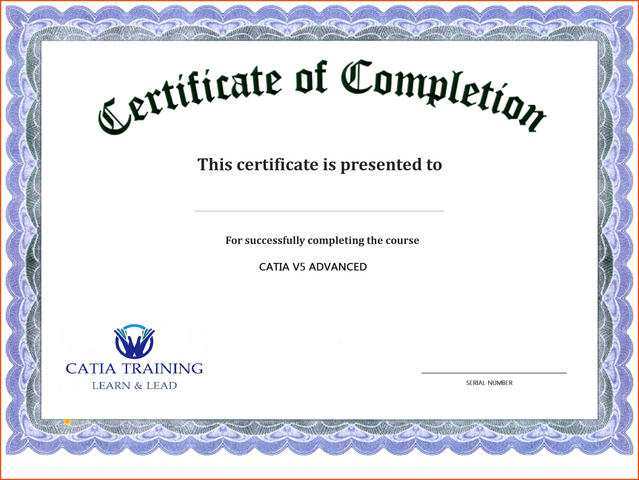 Free Printable Editable Certificates Birthday Celebration For Certification Of Completion Template