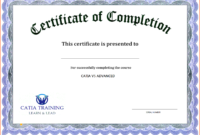 Free Printable Editable Certificates Birthday Celebration with Certificate Of Completion Free Template Word