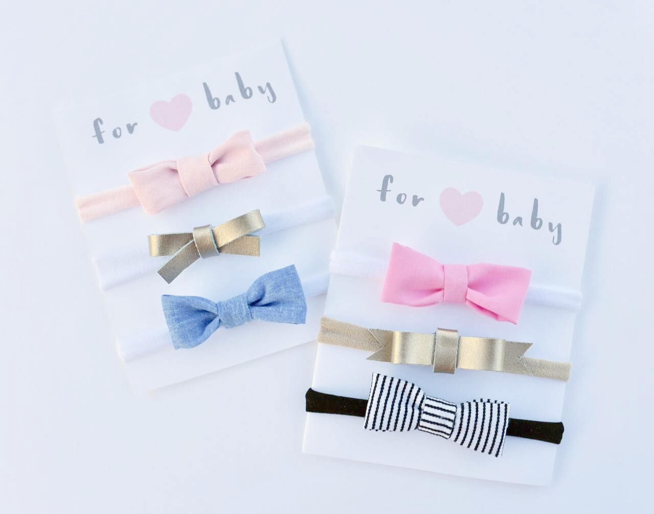 Free Printable Hair Bow Cards For Diy Hair Bows And Inside Headband Card Template