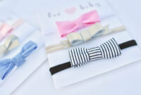 Free Printable Hair Bow Cards For Diy Hair Bows And Regarding Headband Card Template