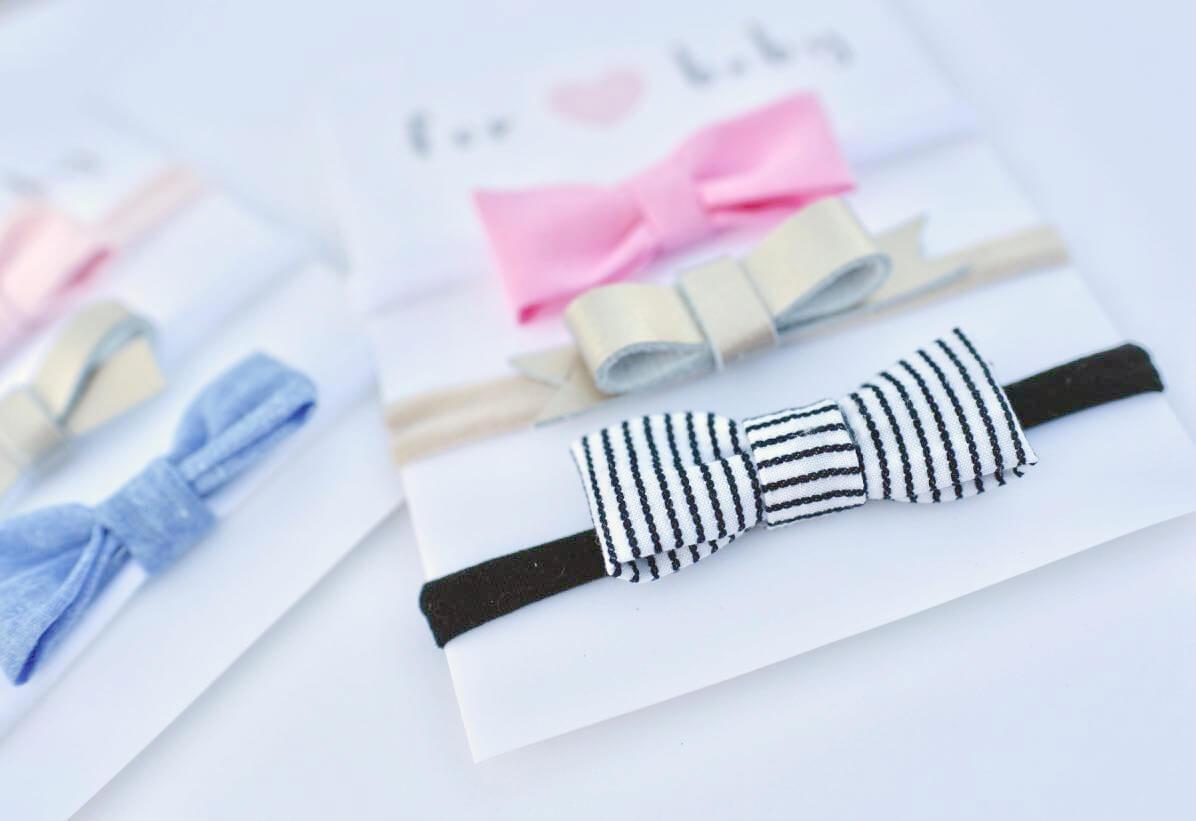 Free Printable Hair Bow Cards For Diy Hair Bows And Regarding Headband Card Template