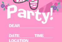 Free-Printable-Hello-Kitty-Photo-Invitation-Template – Free regarding Hello Kitty Birthday Banner Template Free