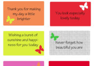 Free Printable Kindness Cards | Kindness Activities pertaining to Random Acts Of Kindness Cards Templates