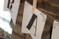 Free Printable Letter Banners | Printable Banner Letters for Free Letter Templates For Banners