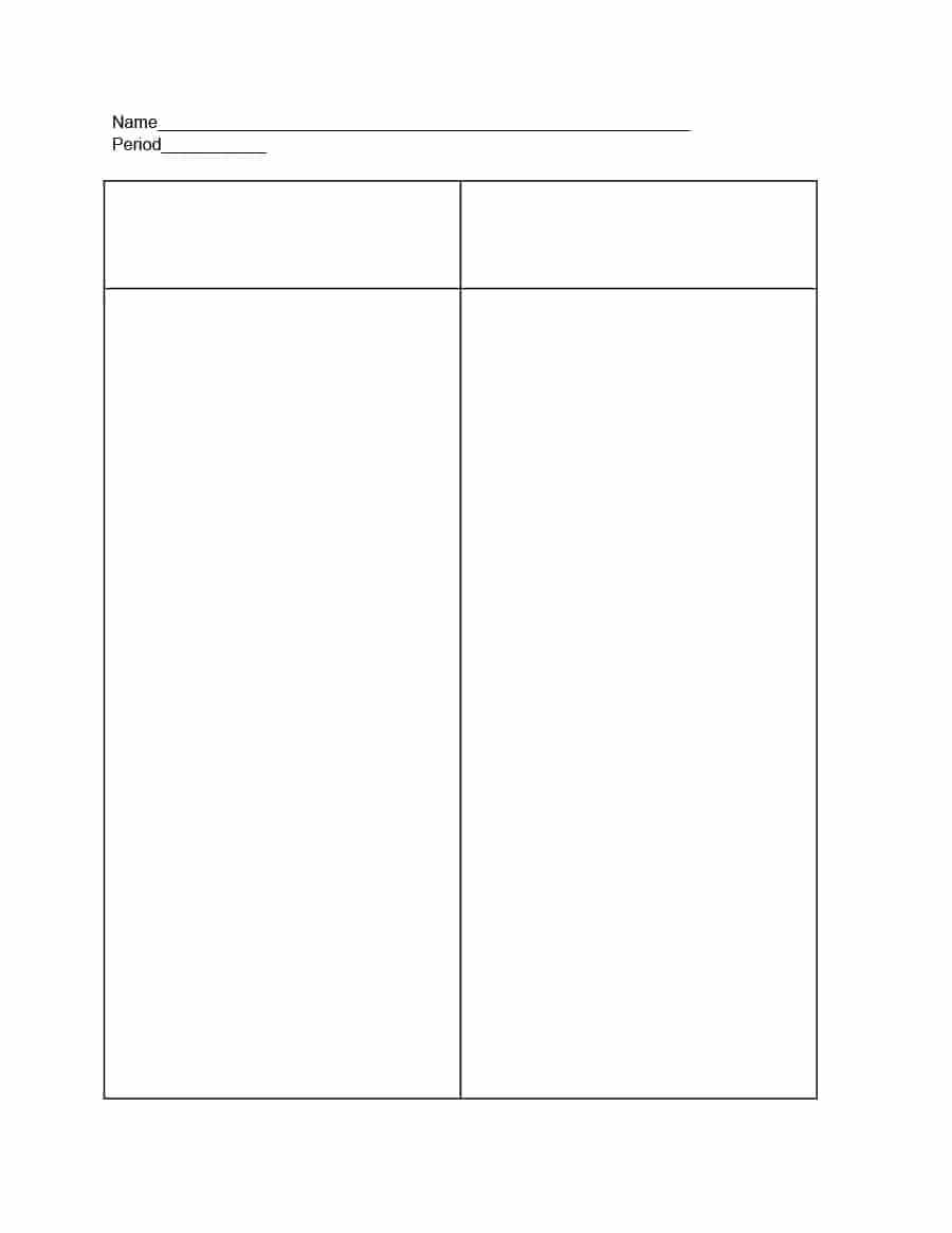 Free Printable T Chart Template - User Guide Of Wiring Diagram With Regard To T Chart Template For Word