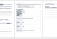 Free Project Scope Templates | Smartsheet intended for Baseline Report Template