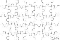 Free Puzzle Pieces Template, Download Free Clip Art, Free for Jigsaw Puzzle Template For Word