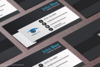 Free Qr Code Business Card Template : Business Cards Templates For Qr Code Business Card Template