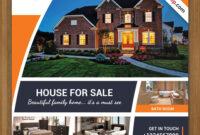 Free-Real-Estate-Flyer-Psd-Template-7861-Designyep … | Real within Real Estate Brochure Templates Psd Free Download