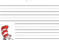 Free The Cat In The Hat Printables | Mysunwillshine | Dr within Blank Cat In The Hat Template