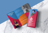 Free Tri-Fold Brochure Template – Download Free Tri-Fold with Adobe Tri Fold Brochure Template