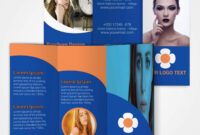 Free Tri-Fold Brochure Template – Download Free Tri-Fold with Free Illustrator Brochure Templates Download