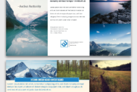 Free Tri-Fold Brochure Templates | Brochure Cover Design inside Travel And Tourism Brochure Templates Free