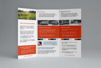 Free Trifold Brochure Template In Psd, Ai & Vector – Brandpacks in Tri Fold Brochure Ai Template