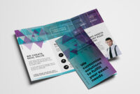 Free Trifold Brochure Template Vol.2 In Psd, Ai & Vector throughout 2 Fold Brochure Template Free