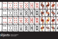 Free-Vector-Card-Deck | Printable Playing Cards, Blank within Free Printable Playing Cards Template
