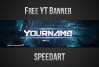 Free Youtube Banner Template (Psd) *new 2015* – Templates for Yt Banner Template