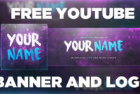 Free Youtube Banner Templates Lovely Space Banner Template in Youtube Banners Template